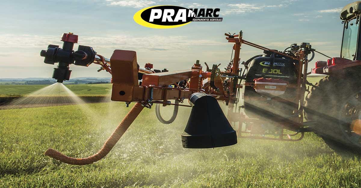 Pulverizador 600 litros Pramarc